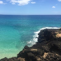 Photo taken at Makena State Park by Babsiene on 9/21/2016