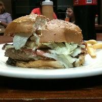 Photo taken at Burger Factory by Ericka U. on 12/29/2012