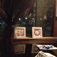 Photo taken at True Us Coffee Lab by sora l. on 10/6/2012