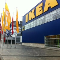 Photo taken at IKEA by Chris A. on 6/10/2013
