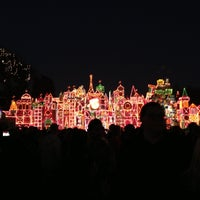 Photo taken at It's a Small World by Cyn on 12/10/2012