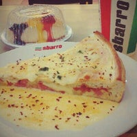 Photo taken at Sbarro by Zie A. on 12/12/2012