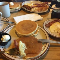 Photo taken at Pancakes R Us by Karen S. on 2/15/2015