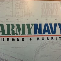 Photo taken at Army Navy Burger + Burrito by R'veen Pierangelo R. on 12/30/2012
