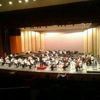 Photo taken at Teatro Del Estado by Miguel T. on 9/18/2012