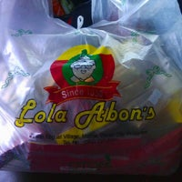 Photo taken at Lola Abon's Durian Candy by Marie S. on 1/2/2016