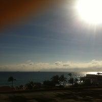 Photo taken at Ramada Plaza Marco Polo Beach Resort by Илья Ш. on 12/30/2012
