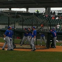 Photo taken at Osceola County Stadium by TeeJay T. on 3/20/2013