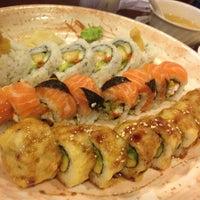 Photo taken at Sushi Ten by Laura R. on 6/13/2013