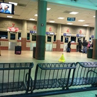 Photo taken at Greyhound Bus Lines by Laura R. on 3/15/2013