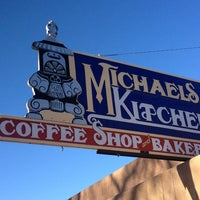 Photo taken at Michael's Kitchen - Coffee House and Bakery by Laura R. on 1/20/2013