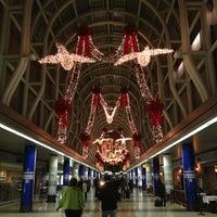 Photo taken at Terminal 3 by Maren M. on 12/24/2012