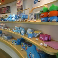 Photo taken at SQUARE ENIX CHARACTER GOODS SHOP SHOW CASE by Fawwaz A. on 10/29/2012