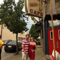 Photo taken at Cupka's Cafe by Matt F. on 7/19/2013