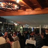 2/9/2013 tarihinde huseyin B.ziyaretçi tarafından Gemibaşı Restaurant'de çekilen fotoğraf