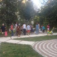Photo taken at Konutkent 2 Çocuk Parkı by Ayşegül K. on 9/5/2014