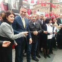 Photo taken at Osmanlı Ocakları Antalya İl Başkanlığı by Sinan on 4/5/2015