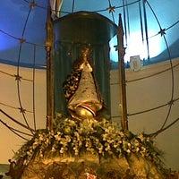Photo taken at Santuario de la Virgen de Caacupé by Hernan S. on 9/17/2012