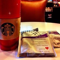 Photo taken at Starbucks by Jeremy W. on 12/18/2012