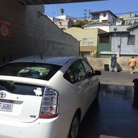 Photo taken at $1 Car Wash by Julia B. on 7/30/2017