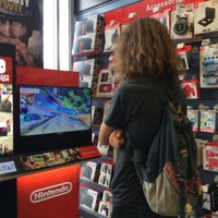Photo taken at GameStop by Julia B. on 5/7/2017