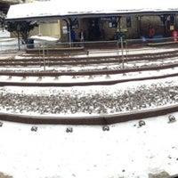 Photo taken at SEPTA Villanova Station by IG: CASTRODOM06 on 1/26/2013