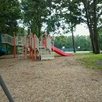 Photo taken at Holly Oaks Rec. Center by Amanda E. on 9/26/2012