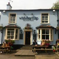 Photo taken at White Hart Tap by Bojana J. on 9/1/2013