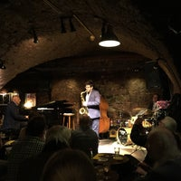 Photo taken at Jazzkeller by Igor B. on 10/3/2015