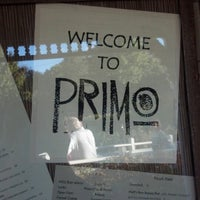 Photo taken at Primo by Jason L. on 9/23/2012