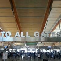 Photo taken at Raleigh-Durham International Airport (RDU) by ryan o. on 3/29/2013
