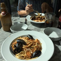 Photo taken at Côte Brasserie by Emily W. on 9/8/2016