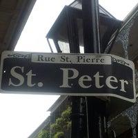 Foto tomada en St. Peter House Hotel New Orleans por Peter K. el 4/28/2013