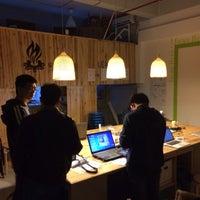 2/24/2014に☠️ N.が柴火创客空间 Chaihuo Maker Spaceで撮った写真