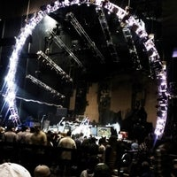 Photo taken at Hollywood Casino Amphitheatre by Jim M. on 10/1/2012