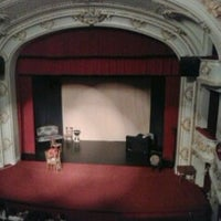 "Photo taken at Teatrul Municipal ""Maior Gheorghe Pastia"" by Juganaru M. on 7/10/2014"