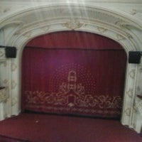 "Photo taken at Teatrul Municipal ""Maior Gheorghe Pastia"" by Juganaru M. on 7/9/2014"