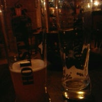 Photo taken at Irish Pub Clover by Juganaru M. on 1/27/2013