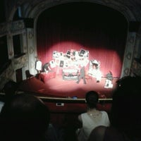 "Photo taken at Teatrul Municipal ""Maior Gheorghe Pastia"" by Juganaru M. on 7/20/2013"