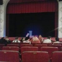 "Photo taken at Teatrul Municipal ""Maior Gheorghe Pastia"" by Juganaru M. on 3/26/2014"