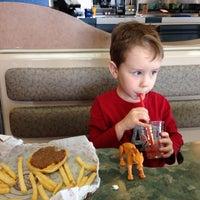 Photo taken at Burger King by Sharona R. on 5/3/2014
