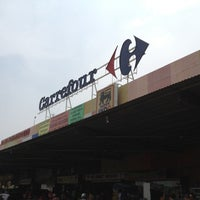 Photo taken at Carrefour by fendy on 11/4/2012