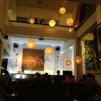 Photo taken at Tantalo Hotel / Kitchen / Roofbar by Jennie K. on 3/9/2013
