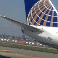 Photo taken at AirTran Airways LGA by Laeann A. on 10/20/2012