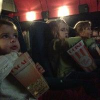 Photo taken at Cines Oscar La Bretxa by Vicente M. on 12/30/2012