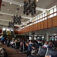 Photo taken at Honolulu International Airport (HNL) by Michelle D. on 6/20/2013
