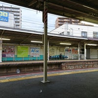 Photo taken at Keisei-Ōkubo Station (KS27) by tetsuyoshi .. on 4/14/2018
