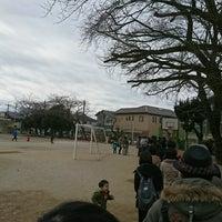Photo taken at 習志野市立大久保小学校 by Nagashima T. on 2/18/2017
