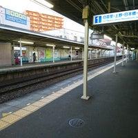 Photo taken at Keisei-Ōkubo Station (KS27) by tetsuyoshi .. on 12/27/2017