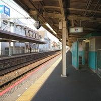 Photo taken at Keisei-Ōkubo Station (KS27) by tetsuyoshi .. on 4/28/2018